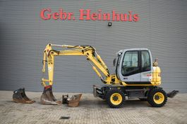 wielgraafmachine New Holland MH 2.6 3 Buckets 3 Pieces! 2012