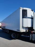 koel-vries oplegger LAMBERET frigo trailer 2002