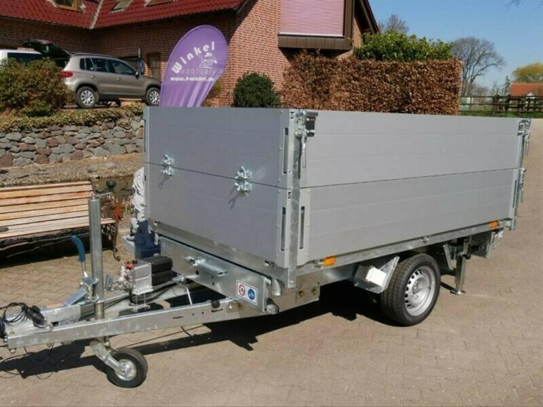 kipper aanhangwagen Diversen Other WST Edition Dreiseitenkipper, Einachsig NEU 2021