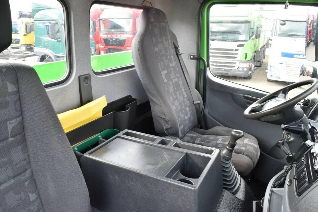 kraanwagen Mercedes-Benz Axor 1823 Baustoff Palfinger PK9501 2006