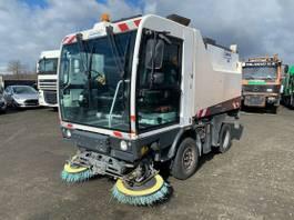 Veegmachine vrachtwagen Schmidt Cleango 500 Kehrmaschine CityCat 5000 Euro5 2014