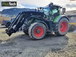 standaard tractor landbouw Fendt 724 2018