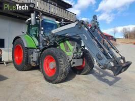 standaard tractor landbouw Fendt 724 2017
