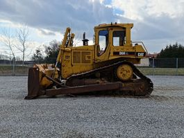 rupsdozer Caterpillar D6H XL 1990