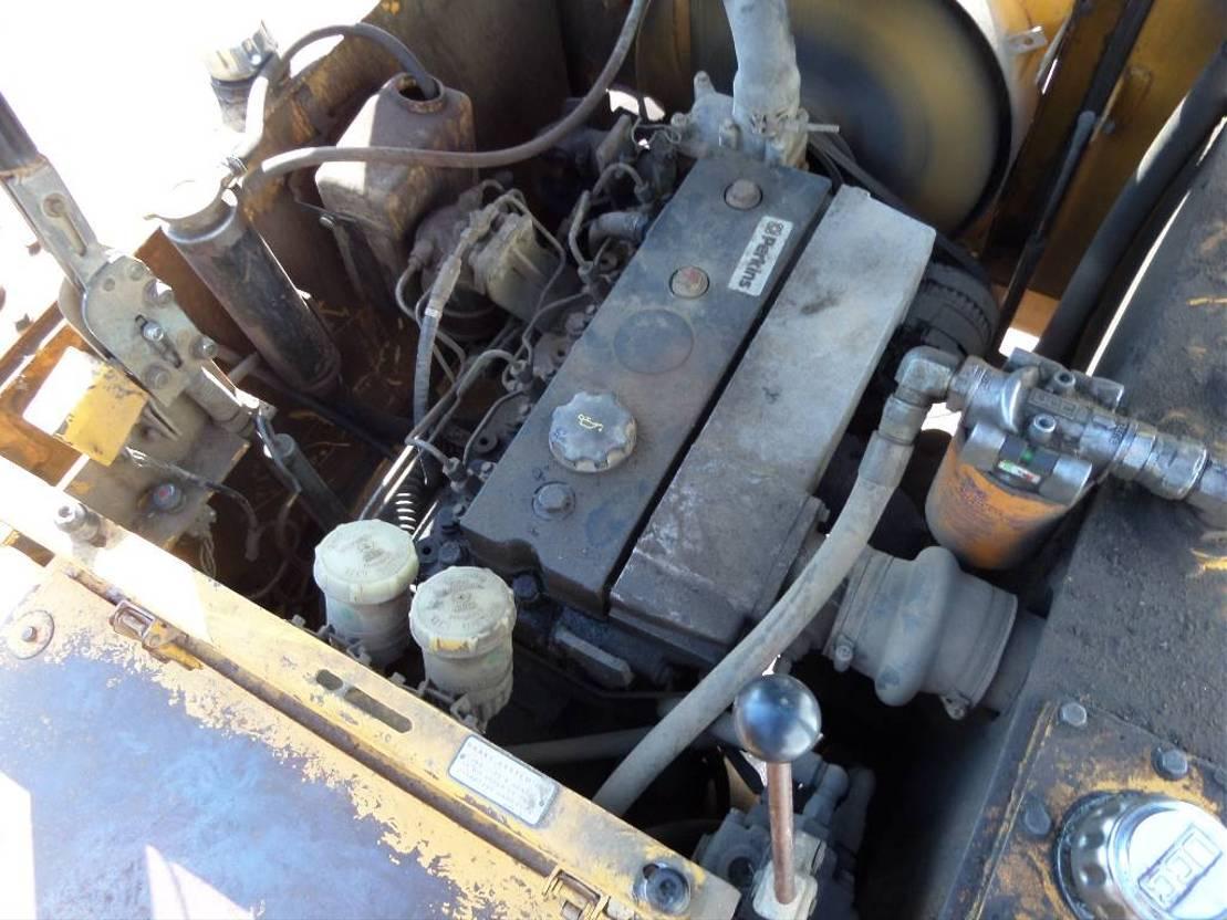 wieldumper Barford SX 6000 1997