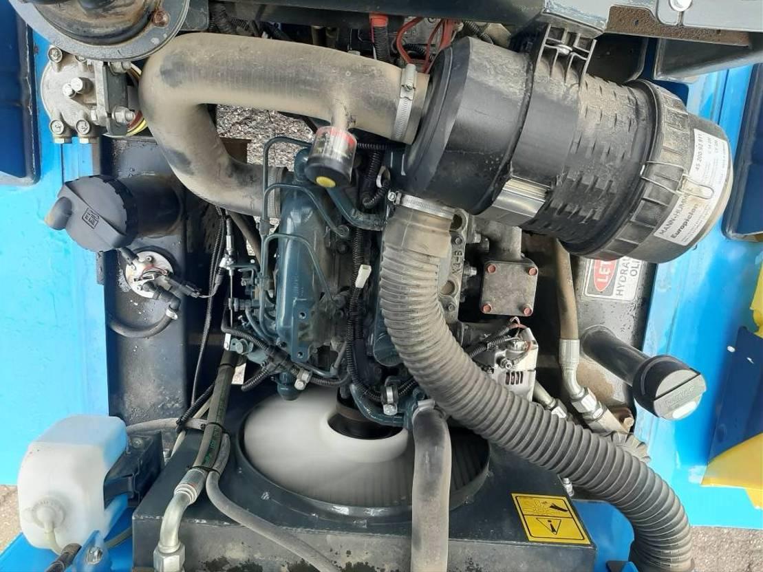 wieldumper Diversen NC Engineering (like Wacker Neuson) SW3 Articulated 3 2019