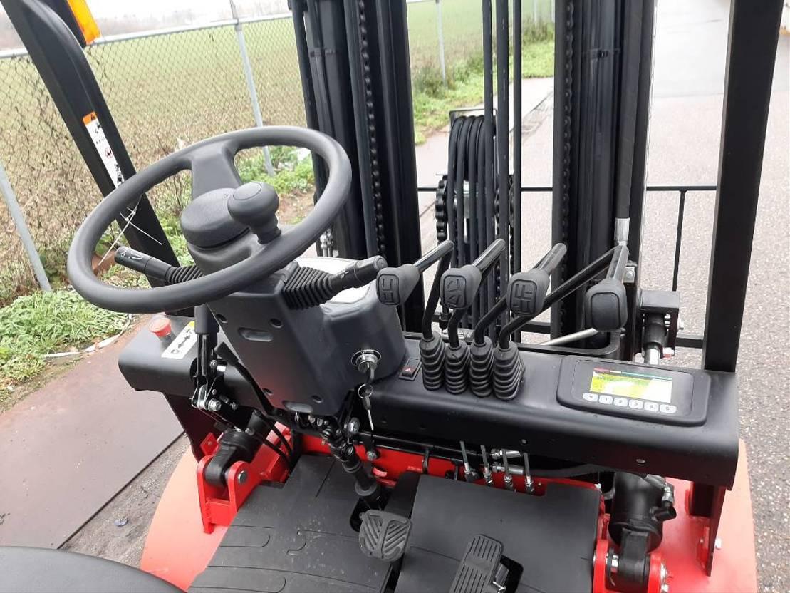 vorkheftruck Ep EFL302 Li-Ion 3T Forklift Triplex Side Shift 2020