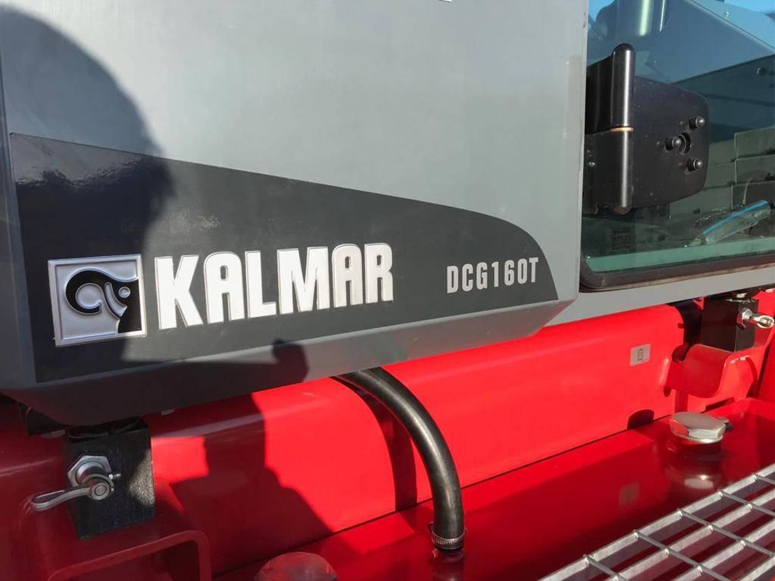 vorkheftruck Kalmar DCG 160-6T 2020