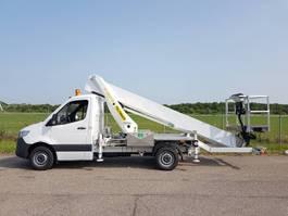 autohoogwerker vrachtwagen Palfinger P 280 B 2020