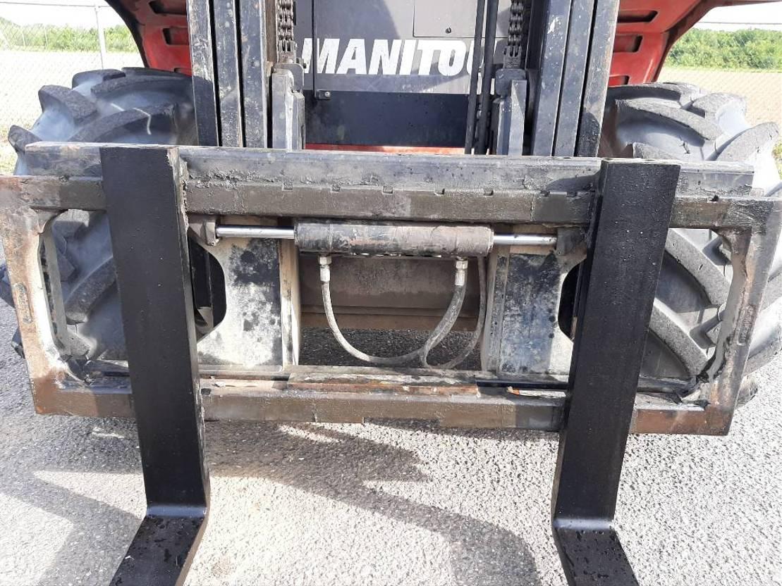 ruwterreinheftruck Manitou M 30.4 2013