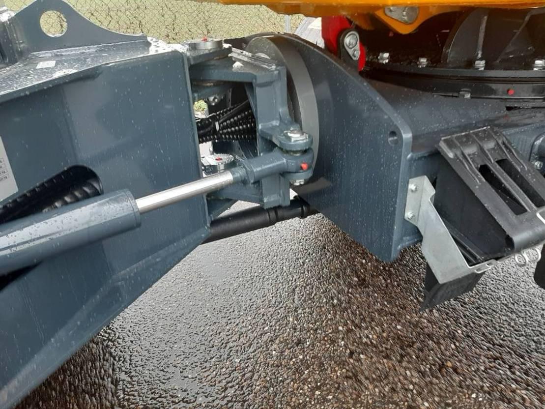 wieldumper Bergmann C805s 3D Dumper Swivel Tip 2020