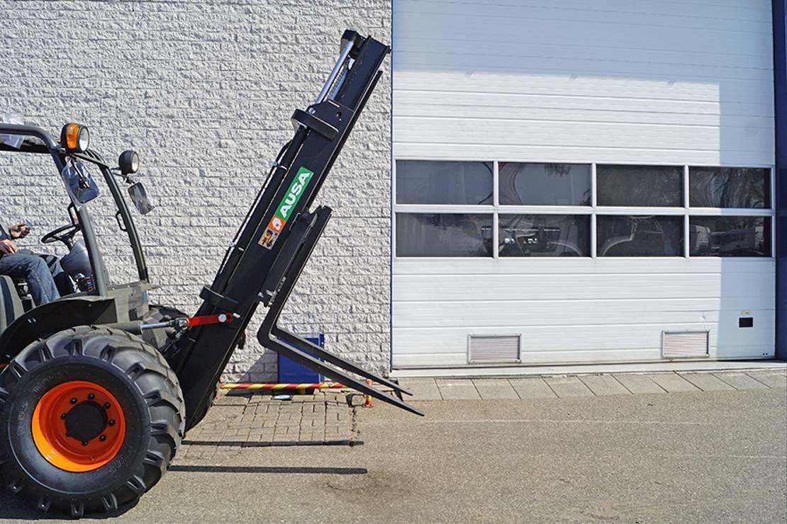 vorkheftruck Ausa C500HX4 4x4 FORKLIFT