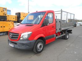 kipper bedrijfswagen Mercedes-Benz Sprinter 2013