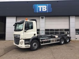 containersysteem vrachtwagen DAF CF 410 FAS Containersysteem Haakarm VDL NEW! 6X2 2021
