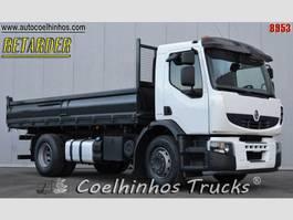 kipper vrachtwagen > 7.5 t Renault Premium 380 Dxi 2011