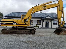 rupsgraafmachine Caterpillar 325LN 1993