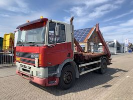 containersysteem vrachtwagen DAF 85.360 Ati EURO 2 4x2 Steel Springs Manual Gearbox 1995
