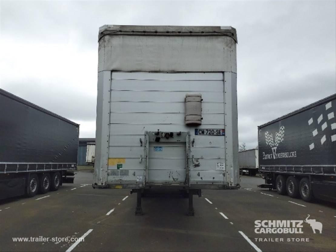 schuifzeil oplegger Schmitz Cargobull Semitrailer Rideaux Coulissant Standard 2013