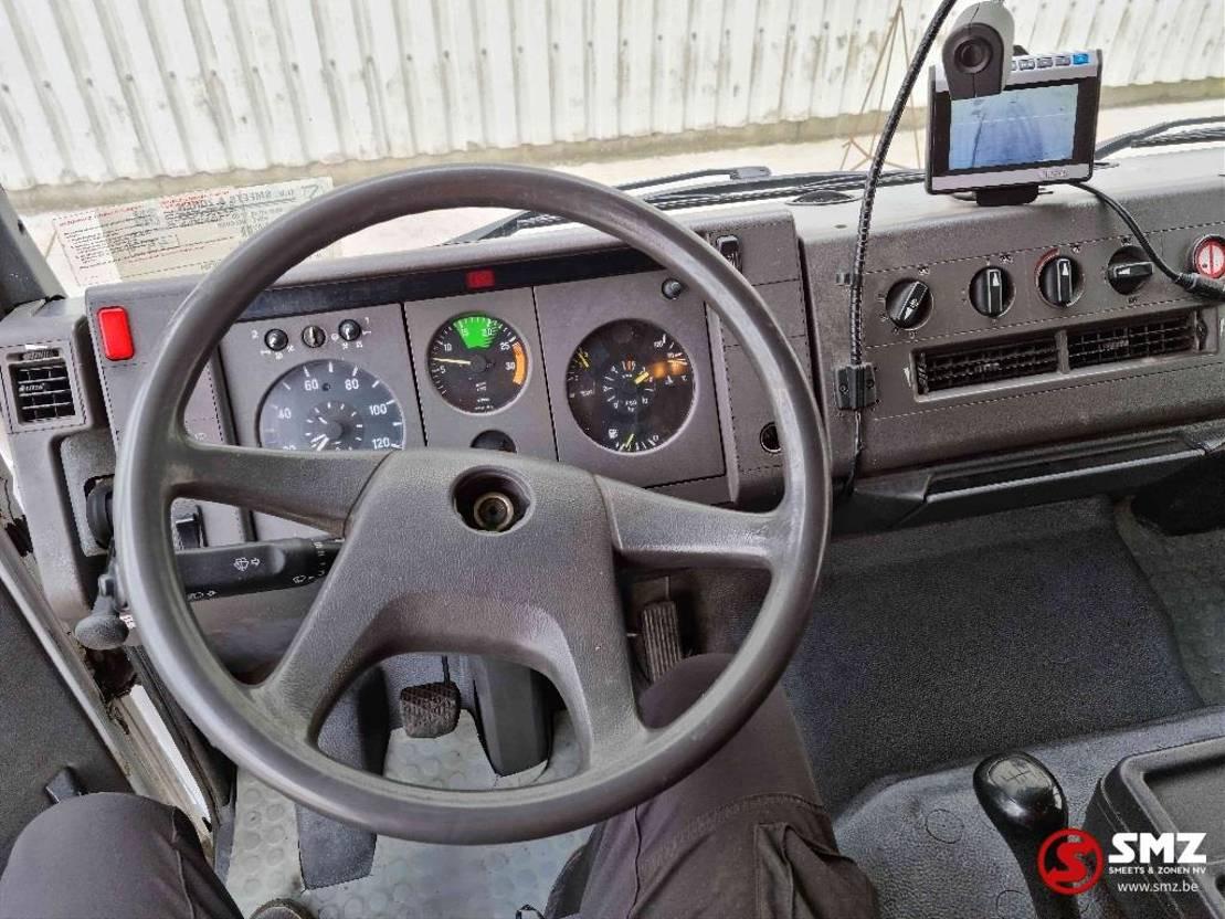 huifzeil vrachtwagen Mercedes-Benz Ecoliner 1317 NIEUW/NEUF/nouveau! 1992
