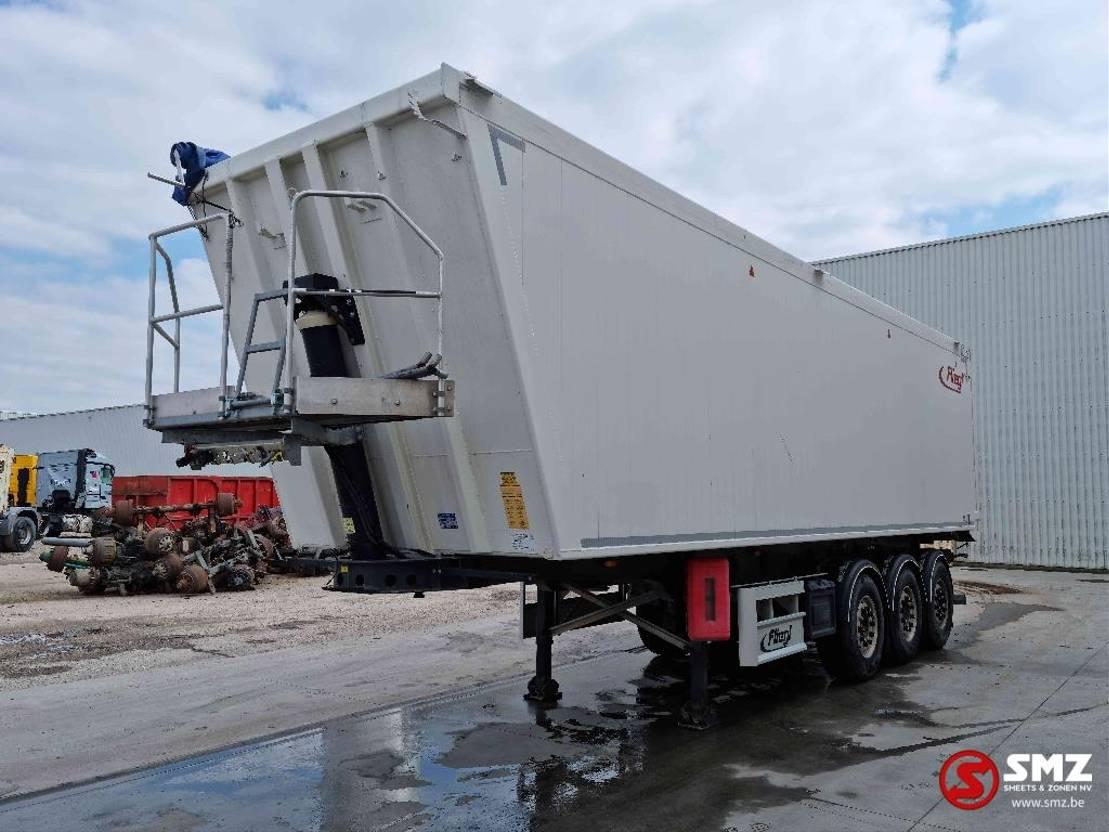 platte oplegger Fliegl Oplegger 55m2 NEW condition 2014