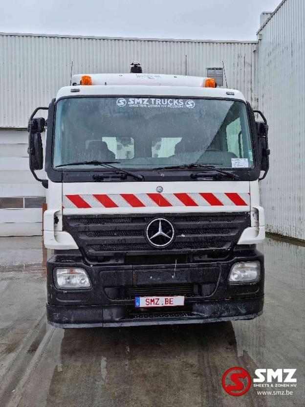 overige vrachtwagens Mercedes-Benz Actros 2641 6x2 containerlifter 2004