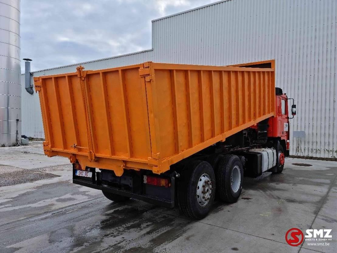 kipper vrachtwagen > 7.5 t Volvo F 10 1991