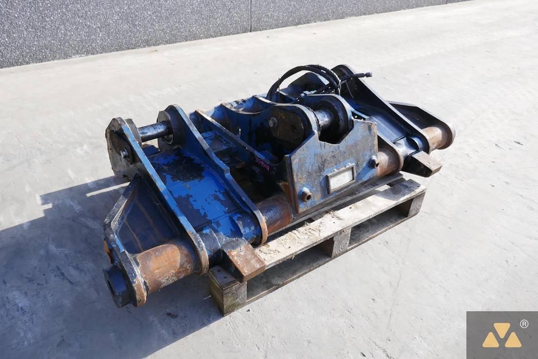 sloopschaar equipment onderdeel Verachtert SW2008 2012
