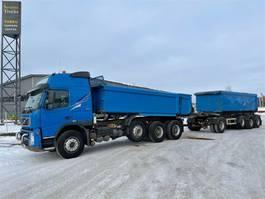 kipper vrachtwagen > 7.5 t Volvo FM 500 D13- -8X4/4600 2010