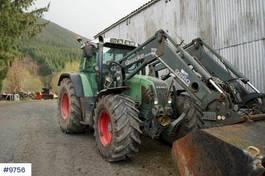 standaard tractor landbouw Fendt Favorite 716 Vario w / just 6000 hours 2000