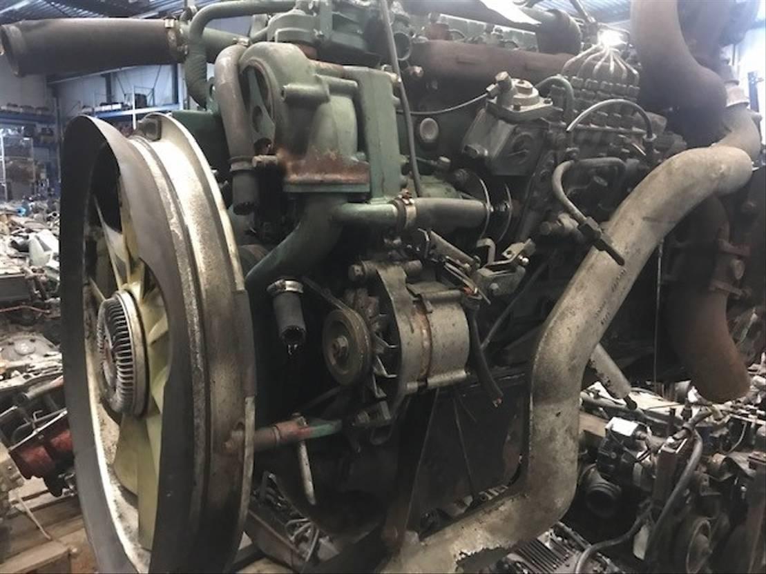 Motor vrachtwagen onderdeel Volvo TD-63 ES FL6 1992