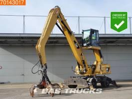 overslagkraan Caterpillar M322D MH WITH GRAPPLE - MATERIAL HANDLER 2011