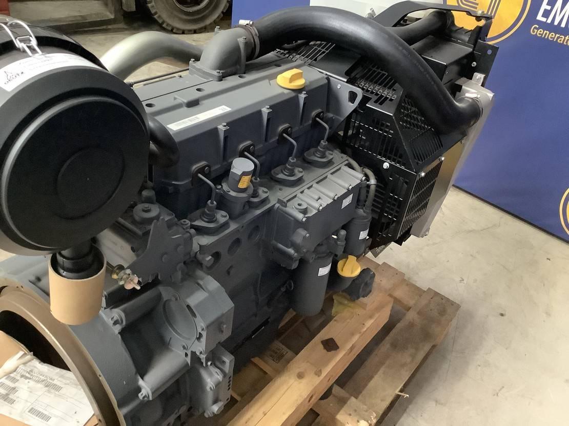 Motor vrachtwagen onderdeel Deutz BF4M1013EC 2017