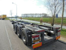 container chassis oplegger LAG 20-30 FT valid ADR / BPW / 3620KG 2017