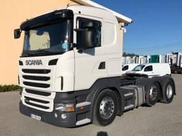 standaard trekker Scania R 2012