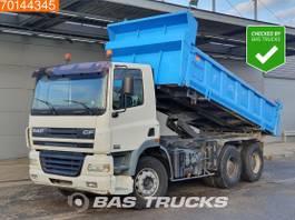 kipper vrachtwagen > 7.5 t DAF CF 85.380 6X4 Manual Big-Axle 2-Seiten Kipper 11m3 Euro 3 2003