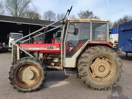 standaard tractor landbouw Massey Ferguson 4x4 285 1978