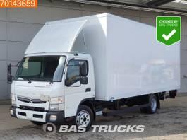 bakwagen vrachtwagen Mitsubishi 7C18 4X2 Manual Ladebordwand Euro 6 2017