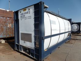 tankcontainer Vernooy Gebruikte Tankcontainer 010046