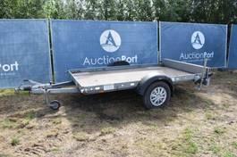 platte aanhangwagen Humbaur Aanhangwagen 2001