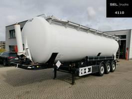 tankoplegger Feldbinder KIP 52.3 / 52 m3 / Kippsilo / Alu-Felgen