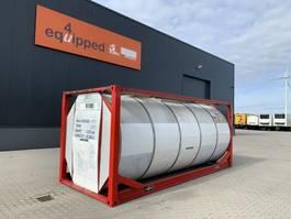 tankcontainer Van Hool 25.000L TC, IMO-1, T7, L4BN, valid 5y: 10-2023 1999
