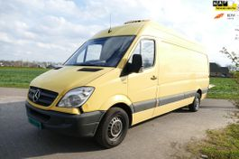 gesloten bestelwagen Mercedes-Benz Sprinter 316 2.2 CDI 432L HD DC JUMBO koeling laadklep automaat 2013