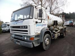 kolkenzuiger vrachtwagen DAF 2300 kolkenzuiger 1988