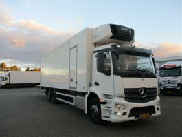koelwagen vrachtwagen Mercedes-Benz Antos 2532 L 2014