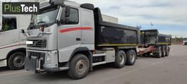 kipper vrachtwagen > 7.5 t Volvo FH 500 2012