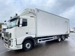 koelwagen vrachtwagen Volvo FH 420 D13 2009