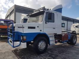 standaard trekker Scania 142H Oldtimer 1981