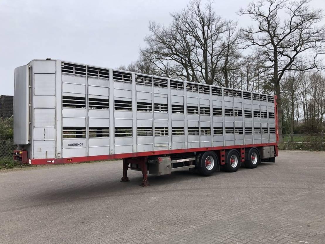 vee oplegger Renders Cuppers 1/2/3 stock vee 2009