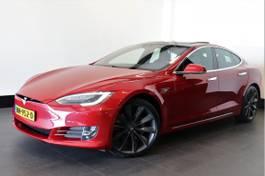 hatchback auto Tesla Model S 90D 422 PK | AUTOPILOT | PANO-DAK | LUCHTVERING | 21