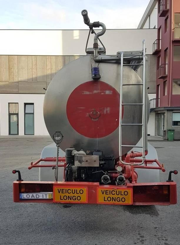 brandweerwagen vrachtwagen Scania 112 M